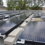20.5 KW Commercial Flat Roof