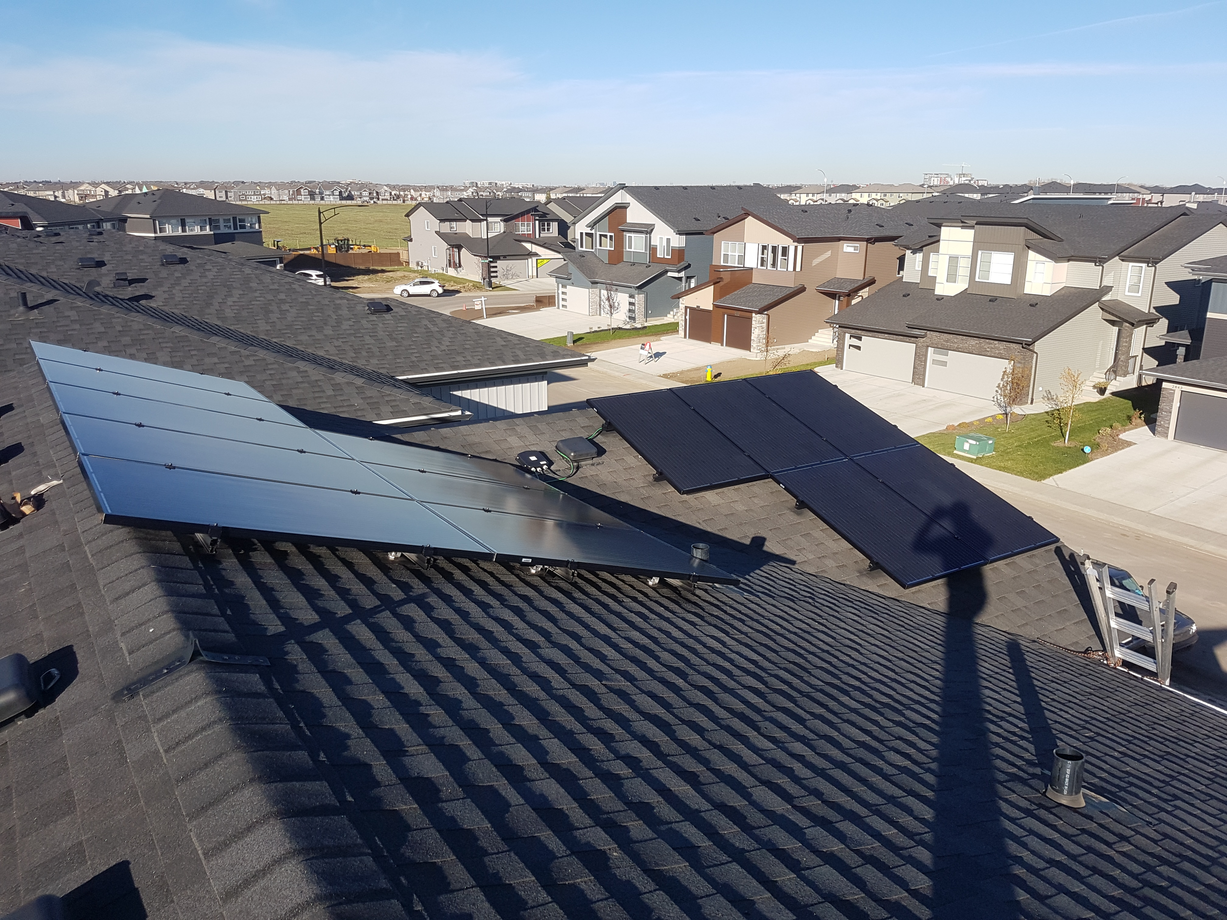 Solar Installation Projects In Edmonton Amp Area Done By