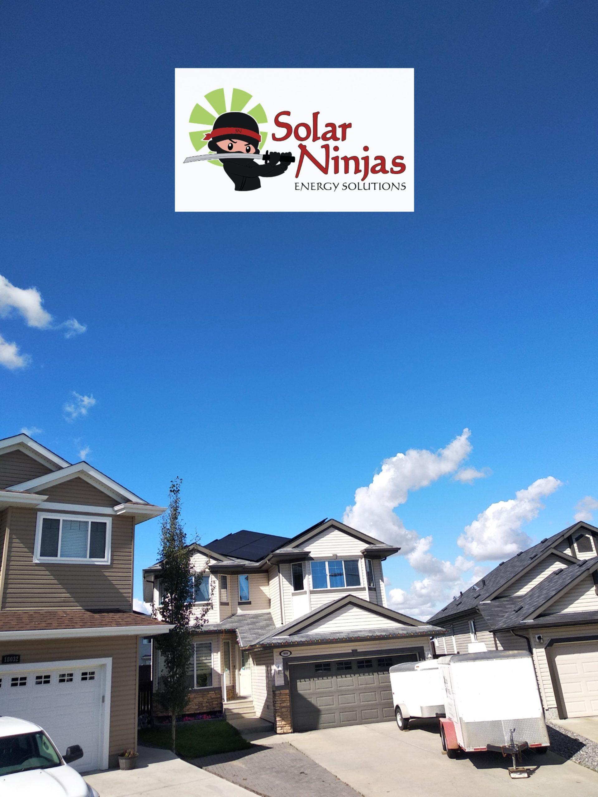 Solar street view