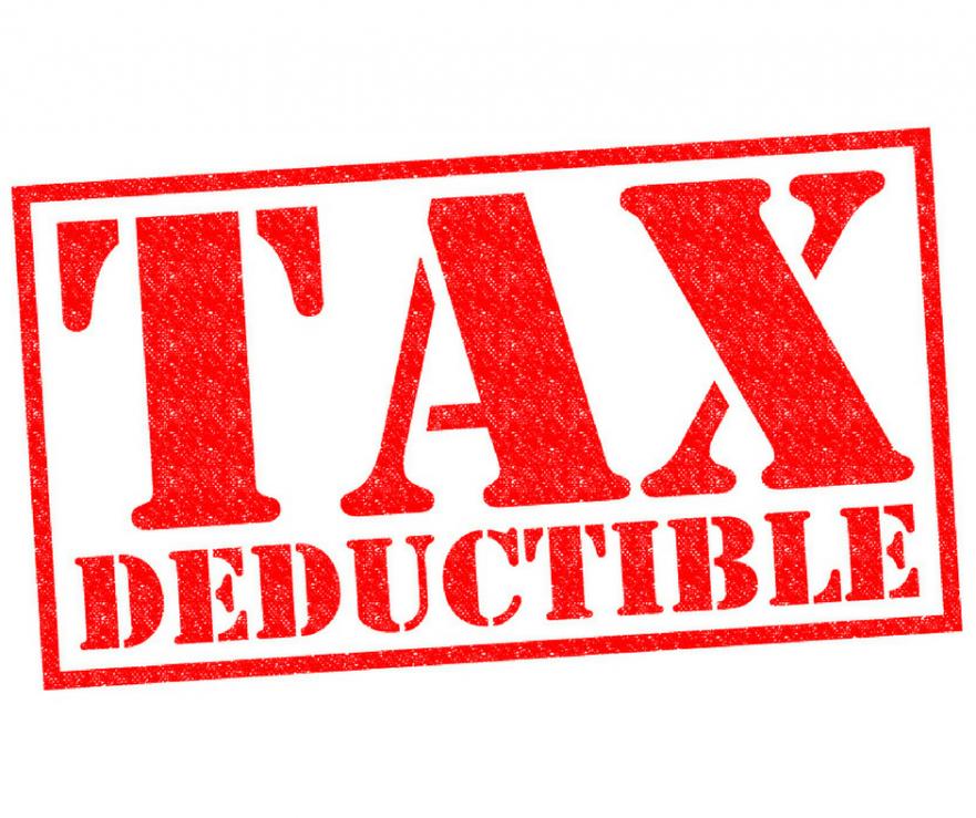 Commercial solar tax deductible
